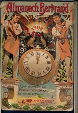 ALMANAQUE BERTRAND-1908