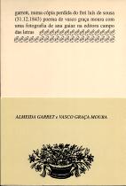 GARRETT, NUMA CÓPIA PERDIDA DO FREI LUIS DE SOUSA(31.12.1843)