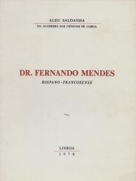 DR.FERNANDO MENDES - HISPANO-TRANCOSENSE