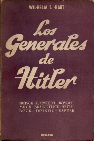 LOS GENERALES DE HITLER