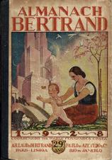 ALMANAQUE BERTRAND-1928