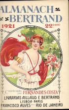 ALMANAQUE BERTRAND-1921
