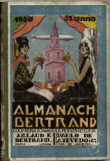 ALMANAQUE BERTRAND-1930