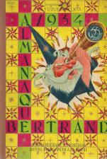 ALMANAQUE BERTRAND-1954