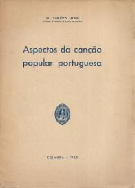 ASPECTOS DA CANÇÃO POPULAR PORTUGUESA