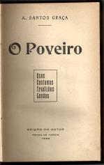O POVEIRO-USOS, COSTUMES, TRADIÇÕES E LENDAS