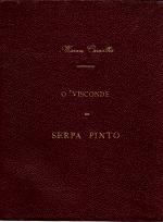 O VISCONDE DE SERPA PINTO