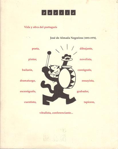VIDA Y OBRA DEL PORTUGUÉS JOSÉ DE ALMADA NEGREIROS(1893-1970)