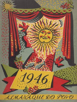 ALMANAQUE DO POVO PARA 1946