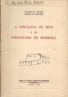 A FORTALEZA DE JESUS E OS PORTUGUESES EM MOMBAÇA