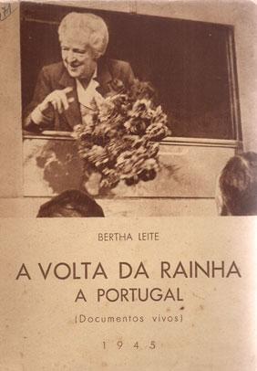 A VOLTA DA RAINHA A PORTUGAL(DOCUMENTOS VIVOS)