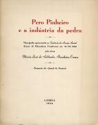 PÊRO PINHEIRO E A INDÚSTRIA DA PEDRA