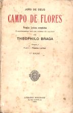 CAMPO DE FLORES-POESIAS LIRICAS COMPLETAS