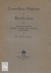 CONSELHOS PRÁTICOS DE MEDICINA (DIVULGADOS PELA TELEFONIA) DOENÇAS DE PELE-HYPERTENSÃO