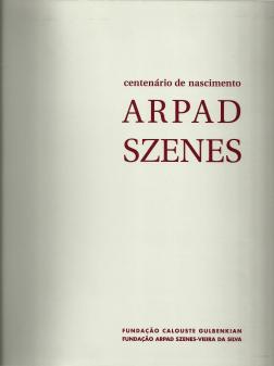 ARPAD SZENES-CENTENÁRIO DO NASCIMENTO