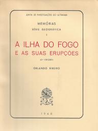 A ILHA DO FOGO E AS SUAS ERUPÇÕES-