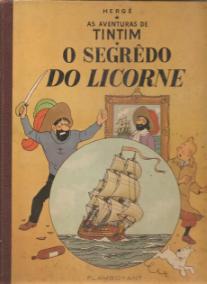 AS AVENTURAS DE TINTIM-O SEGREDO DO LICORNE