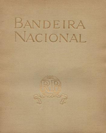 BANDEIRA NACIONAL - MODELO APROVADO PELO GOVERNO PROVISÓRIO DA REPÚBLICA PORTUGUESA