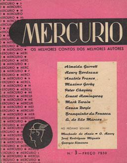 MERCÚRIO-ANTOLOGIA VIVA DO CONTO MUNDIAL