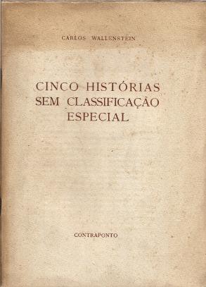 CINCO HISTÓRIAS SEM CLASSIFICAÇÃO ESPECIAL