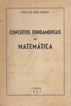 CONCEITOS FUNDAMENTAIS DA MATEMÁTICA