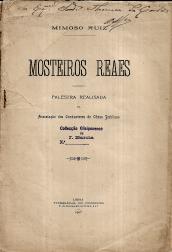 MOSTEIROS REAES