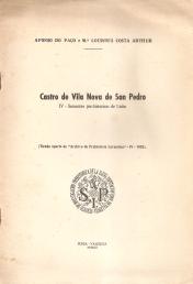 CASTRO DE VILA NOVA DE SAN PEDRO-SEMENTES PRÉ-HISTÓRICAS DE LINHO