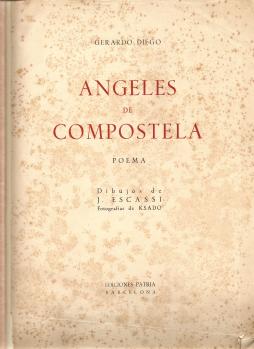 ANGELES DE COMPOSTELA - POEMA