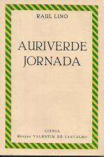 AURIVERDE JORNADA (RECORDAÇÕES DE UMA VIAGEM AO BRASIL)