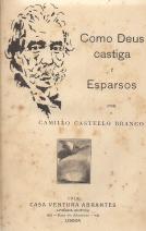 COMO DEUS CASTIGA E ESPARSOS