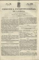 CHRONICA CONSTITUCIONAL DE LISBOA