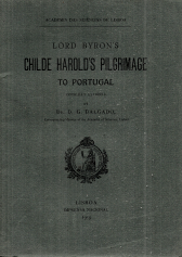 LORD BYRON´S CHILDE HAROLD´S PILGRIMAGE TO PORTUGAL