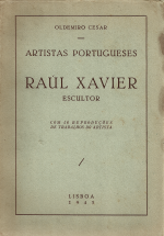 RAÚL XAVIER-ESCULTOR