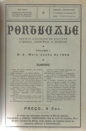 PORTUCALE-REVISTA ILUSTRADA DE CULTURA, LITERÁRIA, SCIENTIFICA E ARTÍSTICA