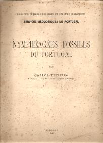 NYMPHÉACÉES FOSSILES DU PORTUGAL