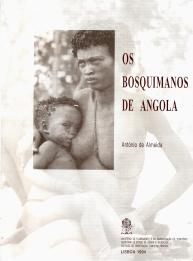 OS BOSQUÍMANOS DE ANGOLA