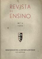REVISTA DE ENSINO