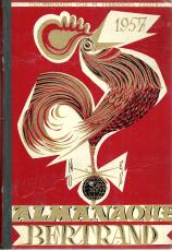 ALMANAQUE BERTRAND-1957