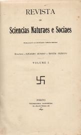 REVISTA DE SCIENCIAS NATURAES E SOCIAES