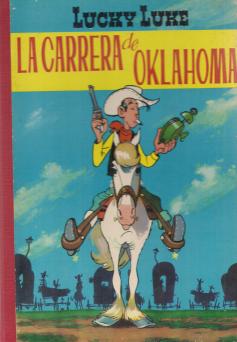 LUCKY LUKE-LA CARRERA DE OKLAHOMA
