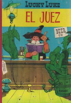 LUCKY LUKE-EL JUEZ