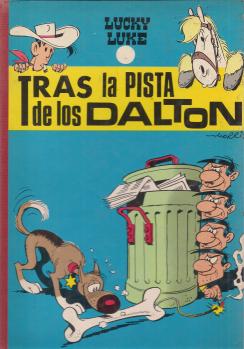 LUCKY LUKE-TRAS LA PISTA DE LOS DALTON