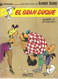 LUCKY LUKE-EL GRAN DUQUE