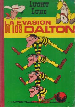 LUCKY LUKE-LA EVASION DE LOS DALTON