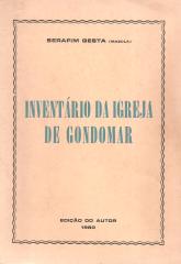 INVENTÁRIO DA IGREJA DE GONDOMAR