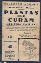 PLANTAS QUE CURAM-MEDICINA CASEIRA
