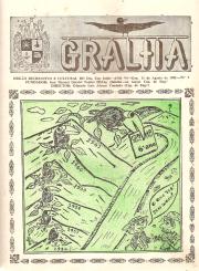 GRALHA-ORGÃO RECREATIVO E CULTURAL DO DESTACAMENTO DE ENGENHARIA NA ÍNDIA