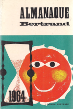 ALMANAQUE BERTRAND-1964