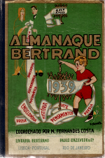 ALMANAQUE BERTRAND-1939