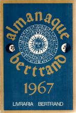 ALMANAQUE BERTRAND-1967
